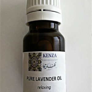 KENZA Pure Lavender Oil 0.34oz OUT of STOCK