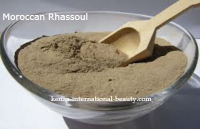 KENZA Pure Rhassoul Lava Clay 16 oz