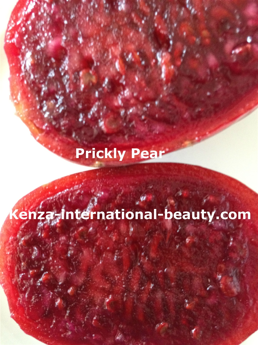 KENZA Pure Prickly Pear Seed Oil 8oz