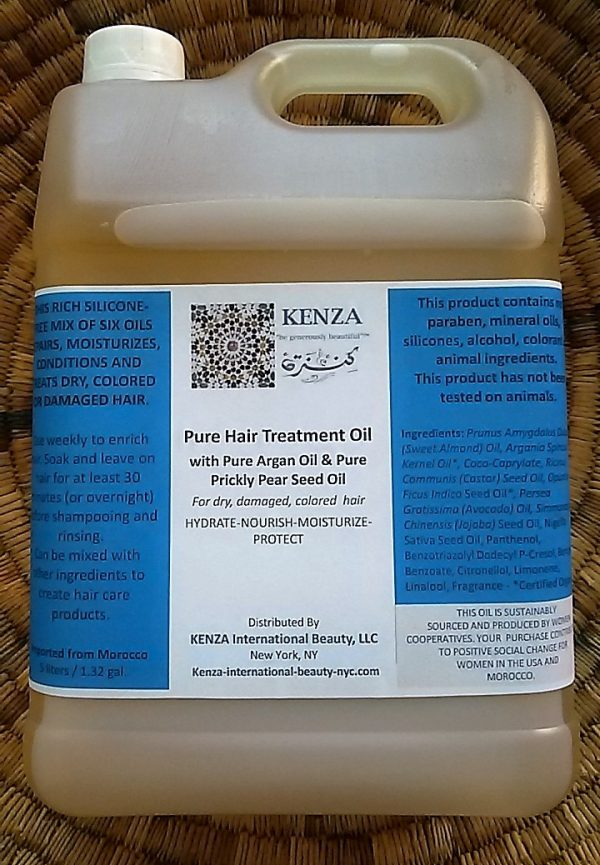 Pure Hair Treatment Oil Wholesale 5 liters / 1.32 gal