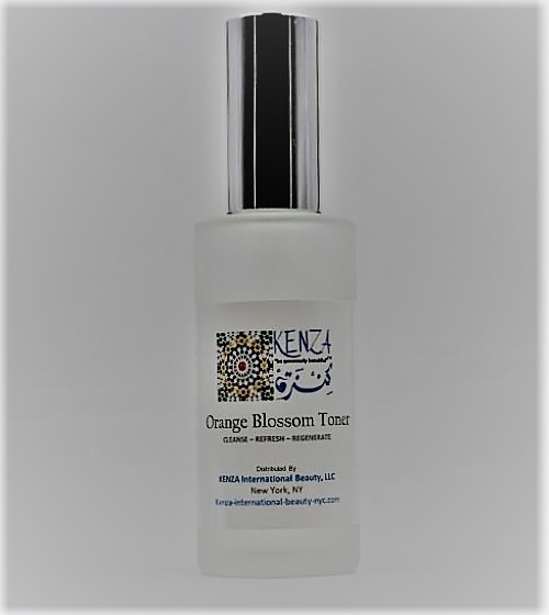 Orange Blossom Neroli Toner 2oz