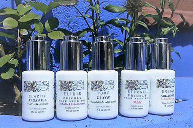 KENZA Organic Skincare - Facial Oils