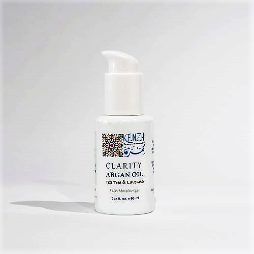 Argan Oil Lavender Tea Tree CLARITY Skincare