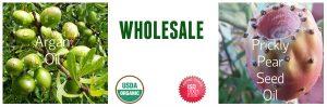 Organic Argan oil Prickly Pear Seed Oil Wholesale
