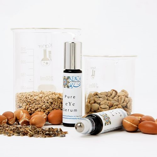 Prickly Pear Seed Oil Green Coffee Pure Eye Serum
