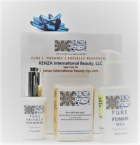 KENZA BEAUTY Essentials