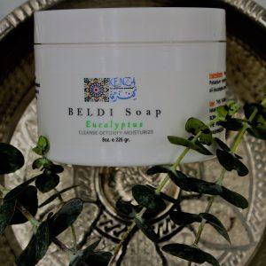 Beldi Soap Eucalyptus