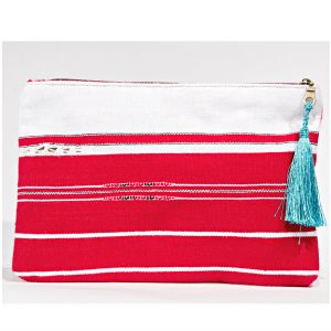 Make Up Bag Red ChefChaouen
