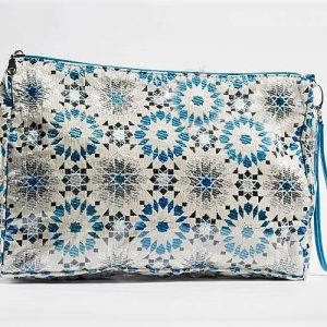 Mosaic Toiletry Bag