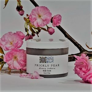 Prickly Pear Sakura Honey Body Scrub