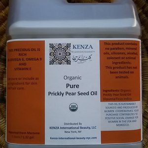 Organic Prickly Pear Seed Oil Wholesale KENZA International Beauty