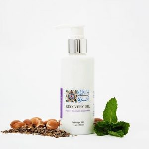 Argan Lavender Recovery Massage & Body Oil