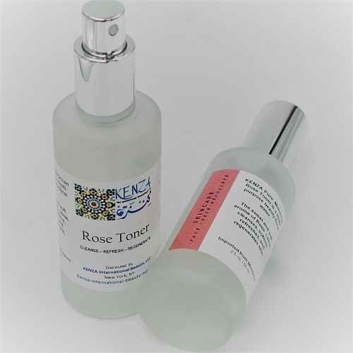 Rose Toner 2oz