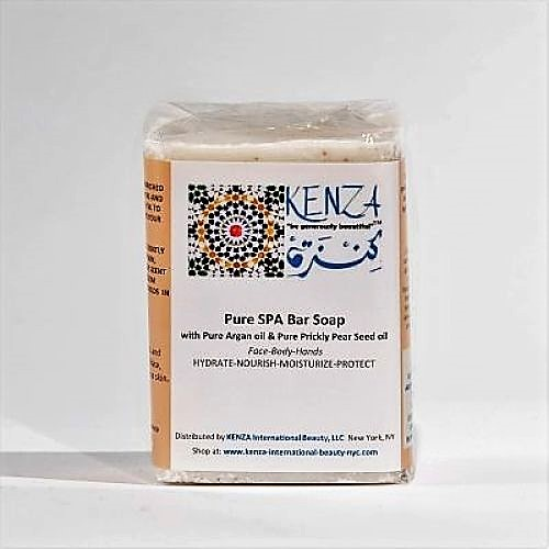 Moroccan Oils Exfoliating SPA Bar Soap 4oz