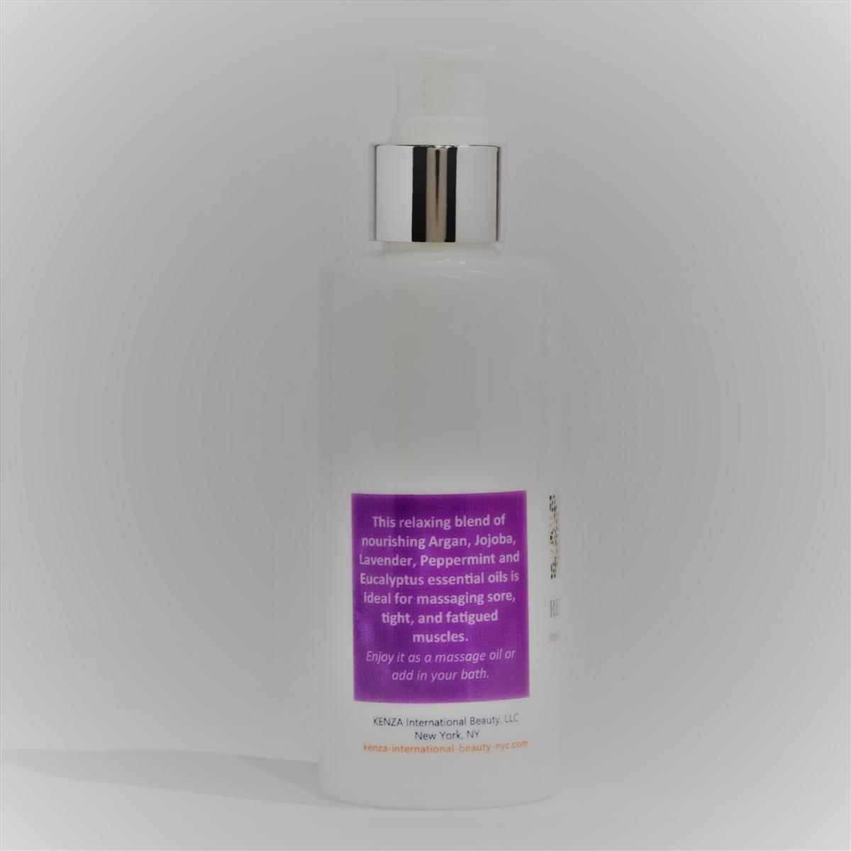 KENZA RECOVERY Body Oil 4 oz