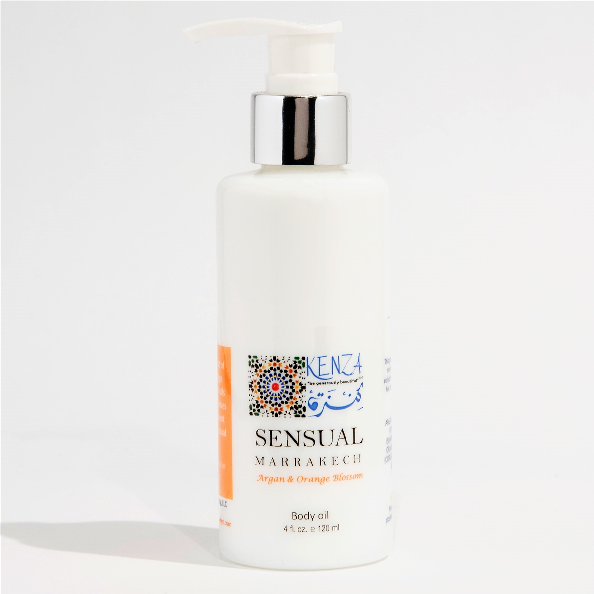 KENZA SENSUAL Marrakech Body Oil 4 oz