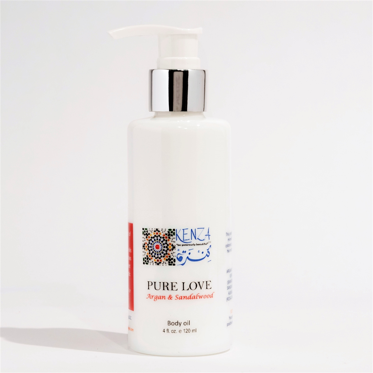 KENZA Pure LOVE Body Oil 4 oz