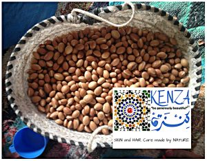 Organic Argan Oil KENZA International Beauty