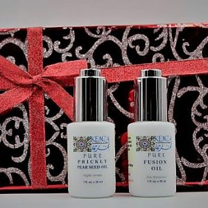 Prickly Pear Seed Oil Skincare Day & Night Beauty Gift Set