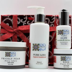 Luxury Beauty Gift Set for the Natural Beauty Lovers