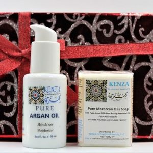 Pure Argan & Moroccan Oils Soap Beauty Gift set