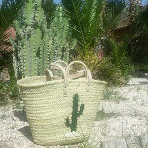 Cactus Basket