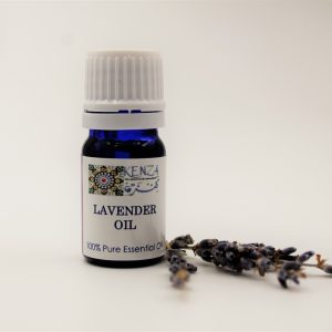 KENZA Pure Lavender Oil 0.17 oz / 5 ml