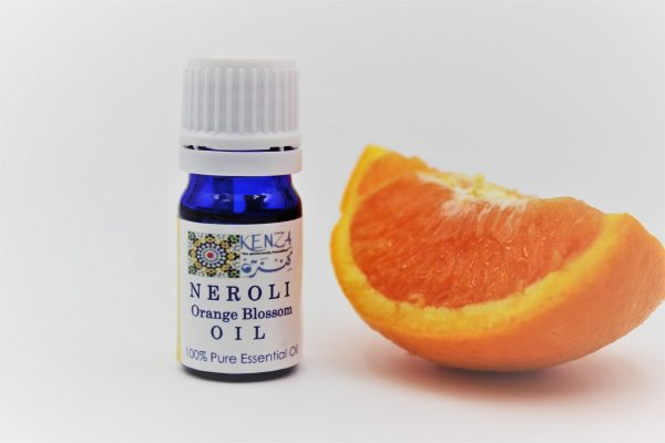 KENZA Pure Neroli Orange Blossom Oil 0.17 oz / 5ml