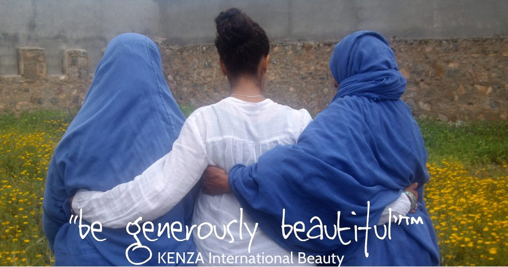 KENZA International Beauty - Social Enterprise