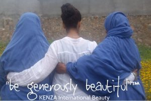 KENZA be generously beautiful™ Social Enterprise