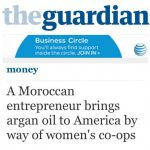 A Moroccan Entrepreneur Brings Argan Oil to America