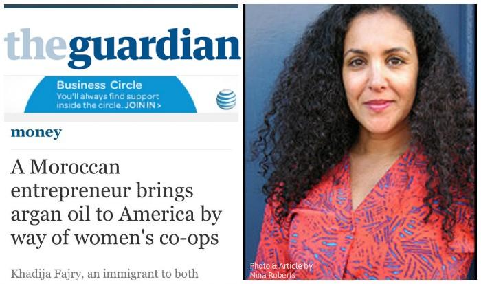 A Moroccan Entrepreneur Brings Argan Oil to America