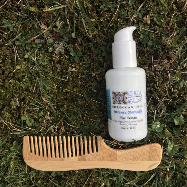 KENZA Moroccan Oils Intense Remedy Hair Care
