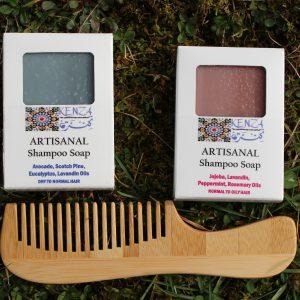 Artisanal Shampoo Bar Soap