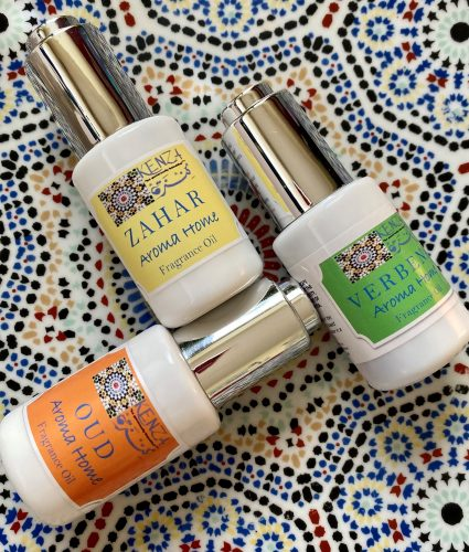 Aroma Home Fragrance Oils Collection Set